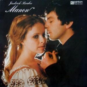 """Muzikál """"Manon"""" (1980, LP)"""