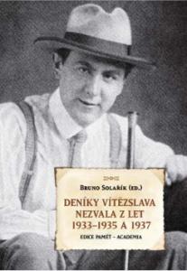 Deníky Vítězslava Nezvala z let 1933-1935 a 1937